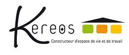 creation logo reunion pour Kereos réalisé par le Studio Oxygène agence de pub graphiste à la Réunion