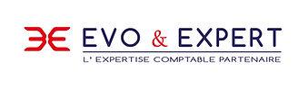 creation logo reunion pour Evo Expert réalisé par le Studio Oxygène agence de pub à la Réunion