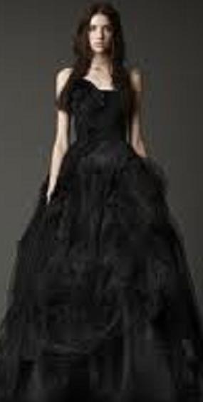 black dres