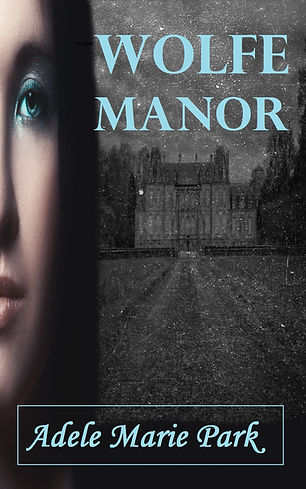 wolfe manor front  Cover adele marie par