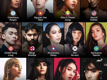 """Untact Face of ASIA 2020""模特大賽 26位晉級選手將展開一對一淘汰賽"