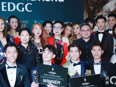 《全民造星II》陳勇龍再戰模特兒比賽獲獎爆喊:希望媽咪以我為榮