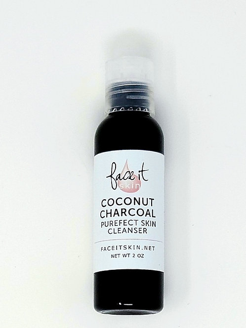 Coconut Charcoal Purefect Skin Cleanser