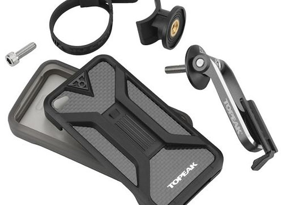 TOPEAK POKROWIEC RIDECASE FOR iPHONE 4/4S BLACK