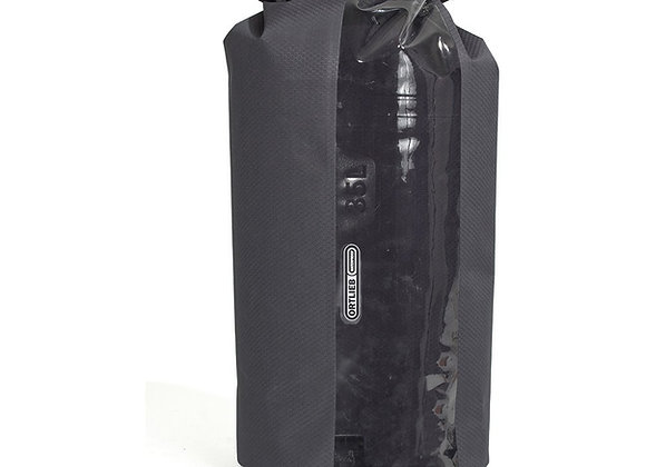ORTLIEB WOREK DRY BAG PS21R WITH WINDOW SLATE-TRANSPARENT 35L