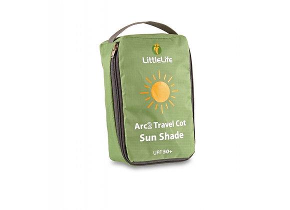 Osłonka przeciwsłoneczna do łóżeczka Arc 2 LittleLife