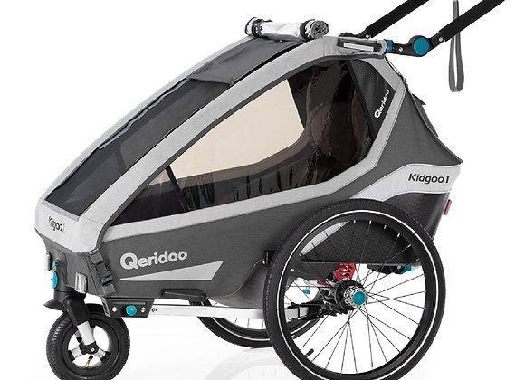 Qeridoo Kidgoo 1 Grey 2020