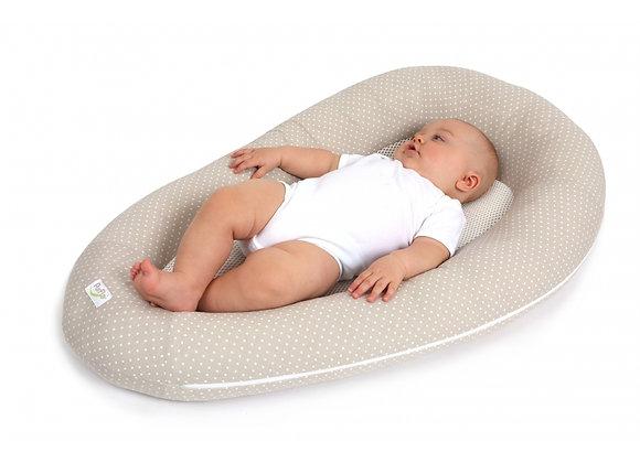 Oddychający materac do spania dla niemowląt PurFlo - Mushroom Spot