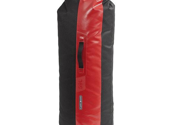 ORTLIEB WOREK DRY BAG PS490 BLACK-RED 59L