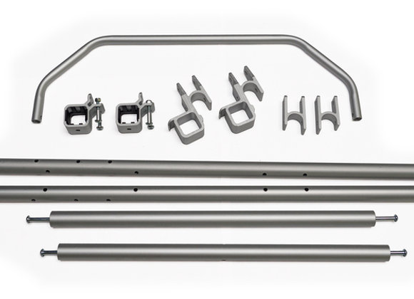 BURLEY ZAM.CZ LOWER FRAME KIT 2010-2012