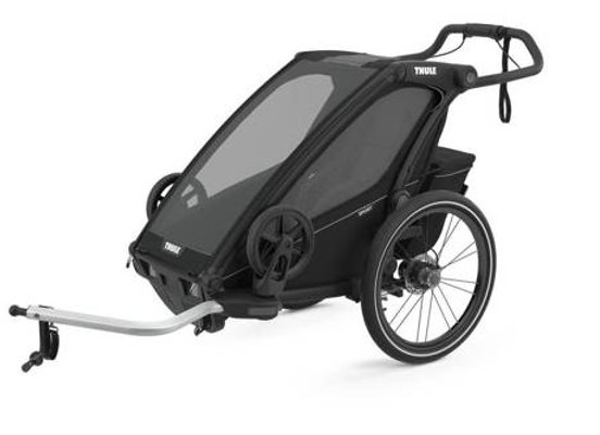 THULE Chariot Sport 1 - Midnight Black