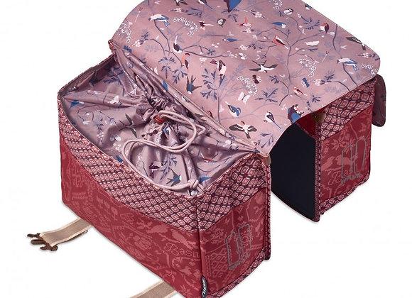 BASIL BOHEME TORBA DOUBLE BAG, 35L, vintage red