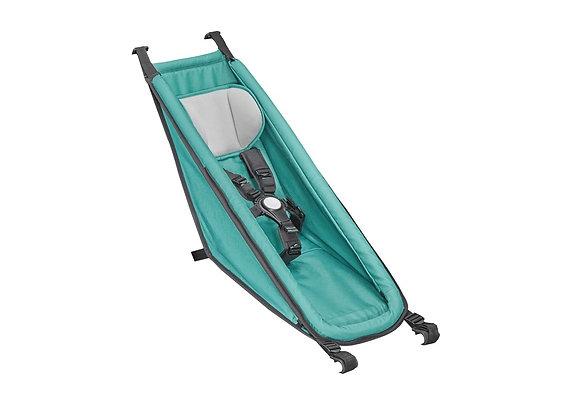 CROOZER-a hamak Baby Seat Arctic Green