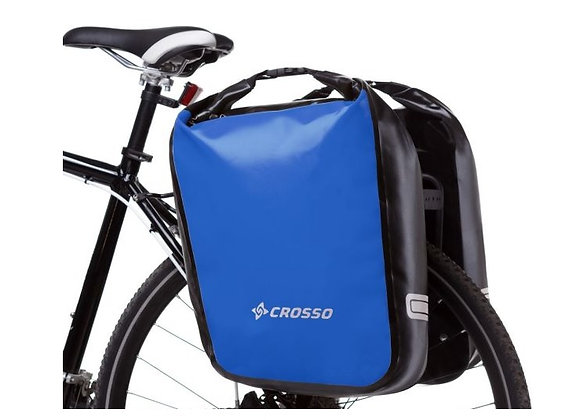 Sakwy rowerowe Crosso DRY BIG 60l - Click system