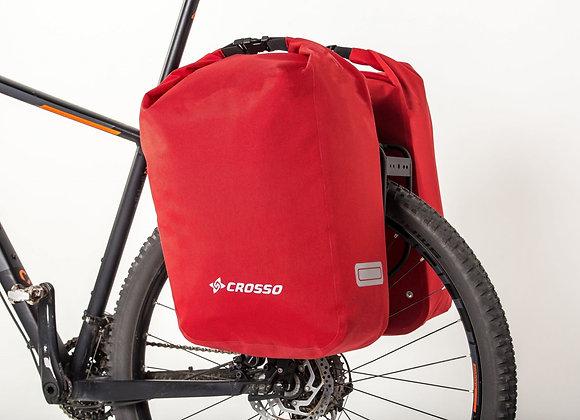 Sakwy rowerowe TWIST 60 Click System