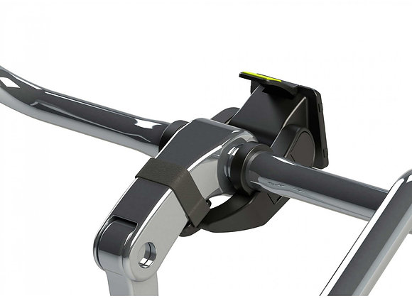 BASIL ZAM.CZ BASEASY HANDLEBAR HOLDER, dark grey