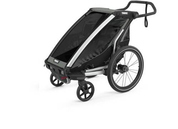 THULE Chariot Lite 1 - Agave-Black