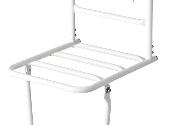 BASIL BAGAŻNIK PRZEDNI FRONT CARRIER L, 26''-28'', white