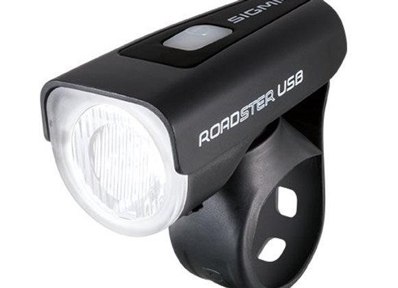 SIGMA LAMPA PRZEDNIA ROADSTER USB new 2017