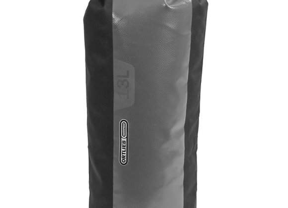 ORTLIEB WOREK DRY BAG PS490 BLACK-DARKGREY 13L