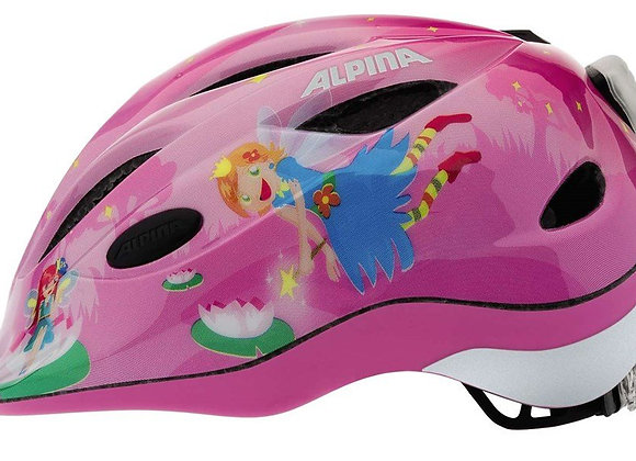 ALPINA KASK GAMMA FLASH 2.0 LITTLE PRINCESS 51-56