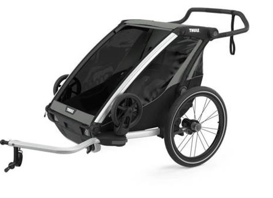 THULE Chariot Lite 2 - Agave-Black