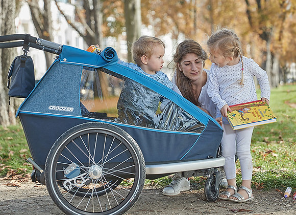 Croozer Kid Plus 2 Next Generation 2018