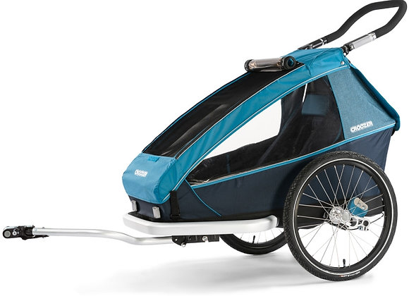 CROOZER KID PLUS FOR 1 OCEAN BLUE 2019