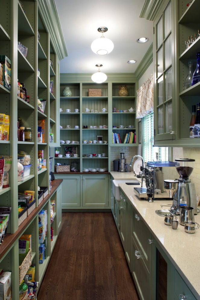 PALISADES KITCHEN (Pantry - Prep)