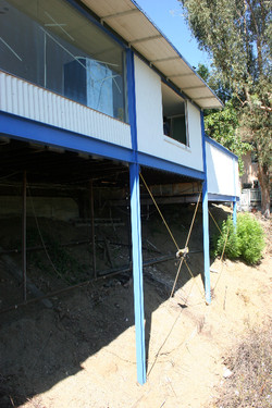 'BOXCAR' HOUSE - Existing House