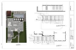 HOANG POOL HOUSE (Drawings)