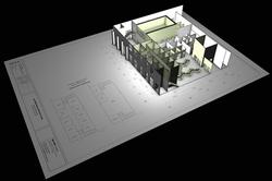 ALTAMETRICS OFFICES (Concept Model)