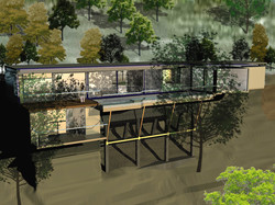 'BOXCAR' HOUSE PROPOSED RESIDENCE
