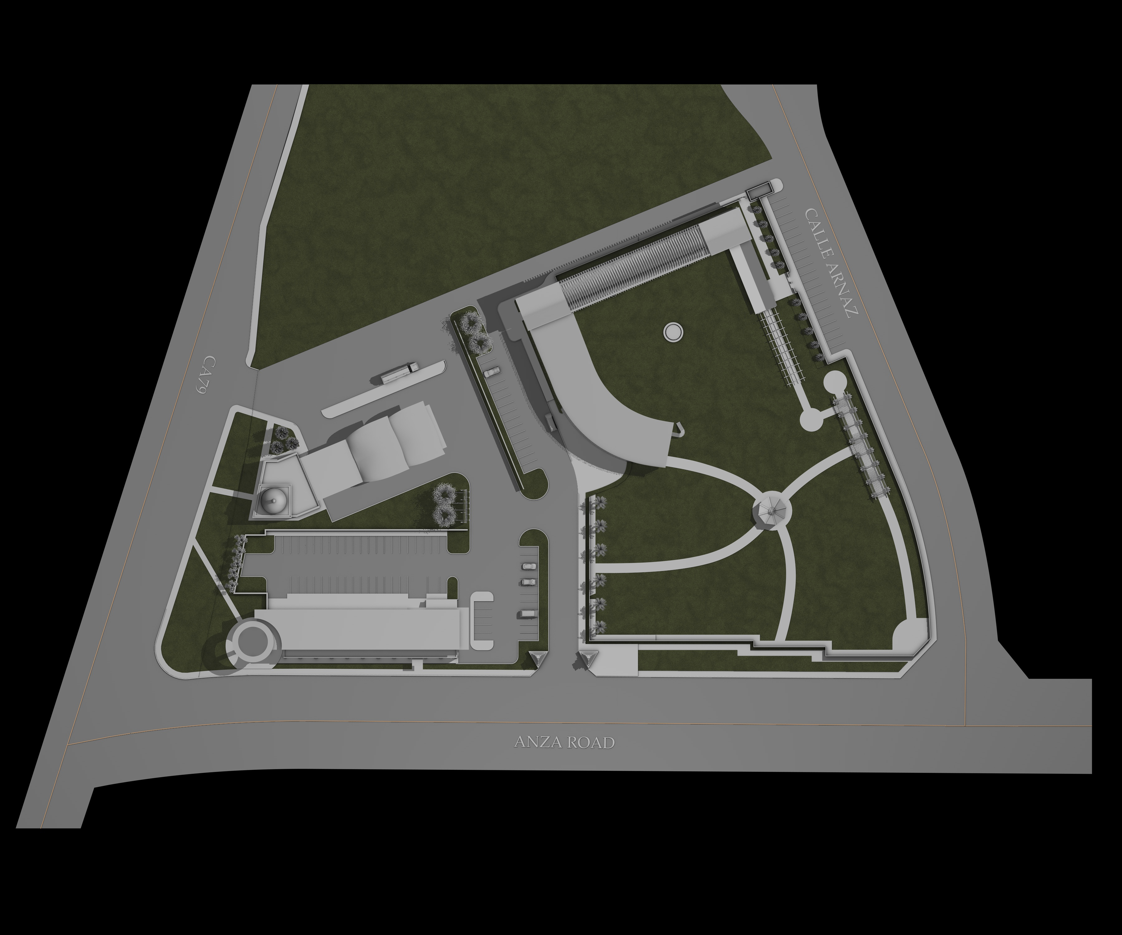 COMMERCIAL DEVELOPMENT (Site Plan)