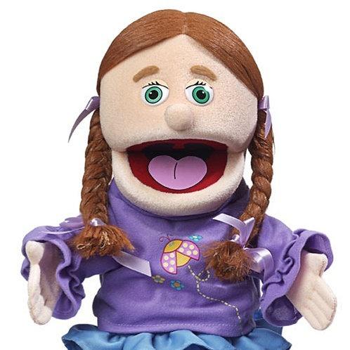 Girl Puppet - Abbie