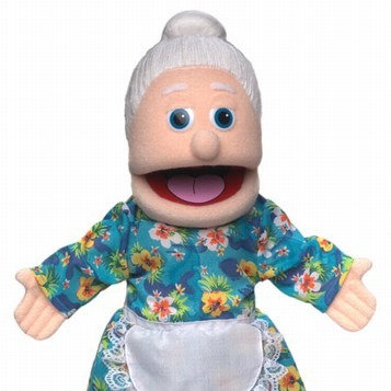 Grandma Maisy - Puppet