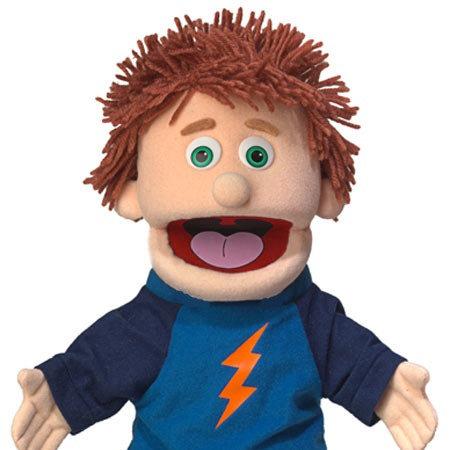 Boy Puppet - Ned