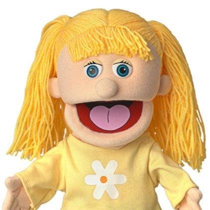 Girl Puppet - Nina