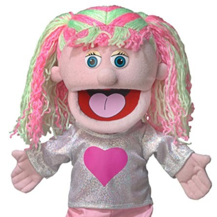 Girl Puppet - Kimmie
