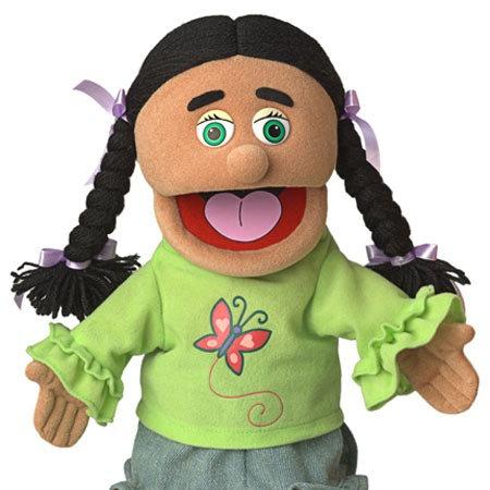 Girl Puppet - Magda