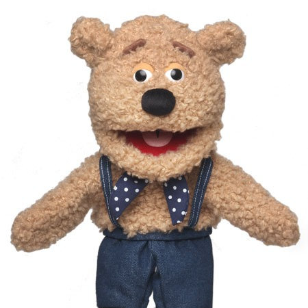 Terry the Teddy Puppet (and Language Pack)