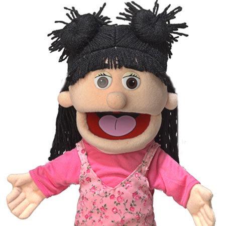 Girl Puppet - Cara