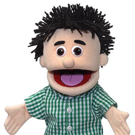 Boy Puppet - Jack