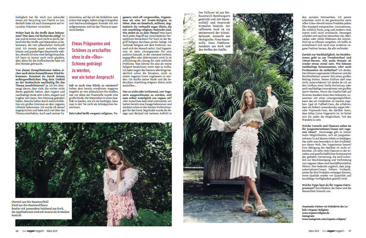 Portrait & Interview