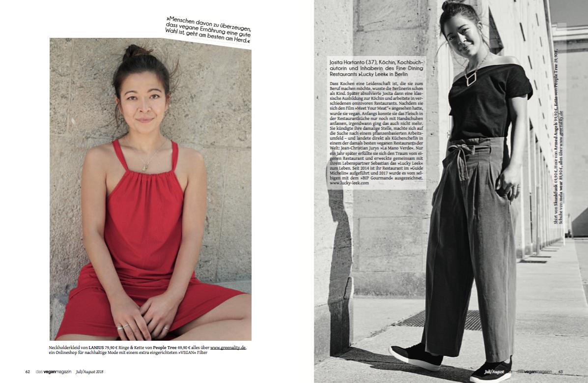 Portraits & Editorial // JOSITA HARTANO