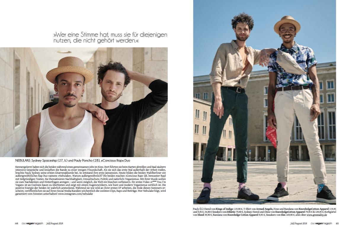 Portraits & Editorial // NEBULAKE