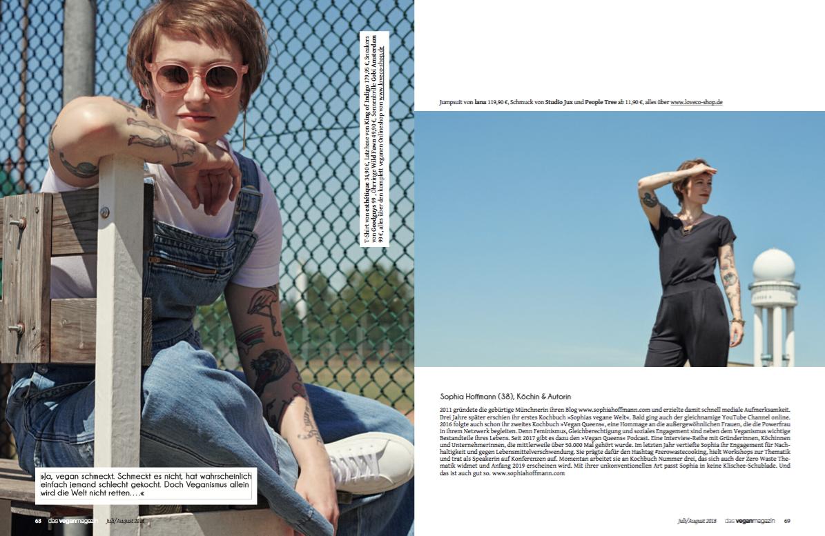 Portrait & Editorial // SOPHIA HOFFMANN