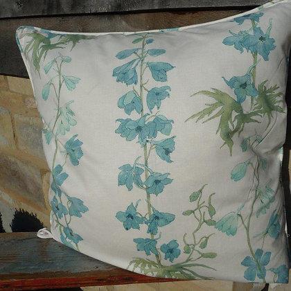 Cushion Delphinium 2, Handpicked Collection