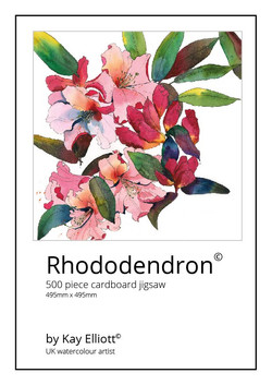 Rhododendron Jigsaw