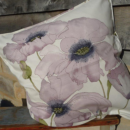 Cushion Poppy 43, Paradis Collection